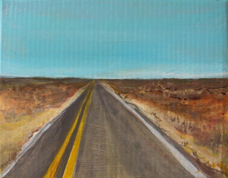 The Road in Arizona